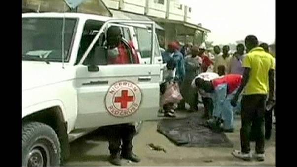 'Girl of 10' carries out Nigeria suicide bombing
