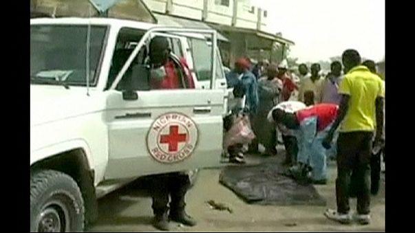 Нигерия: 10-летняя девочка устроила взрыв на рынке