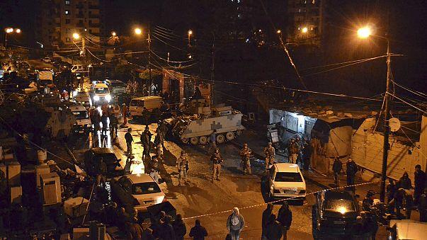 Selbstmordanschlag auf Café im Libanon