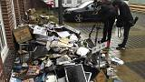 German paper that printed Charlie Hebdo cartoons firebombed