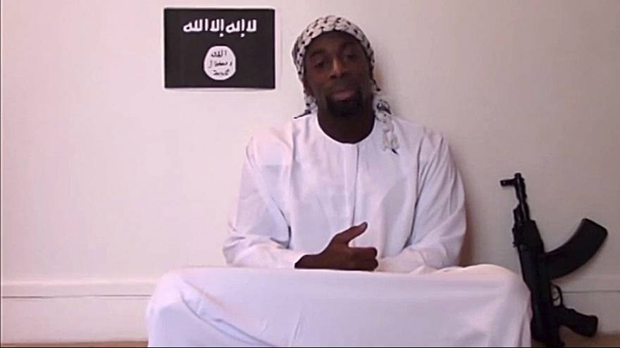 Internetvideo: Coulibaly schwört IS-Miliz Treue