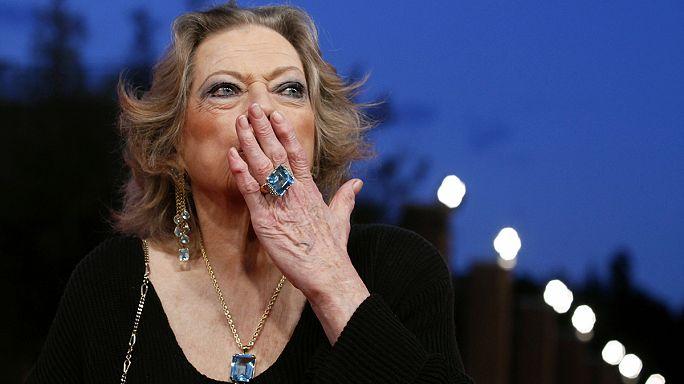 وفاة الممثلة الإيطالية أنيتا إيكبيرغ