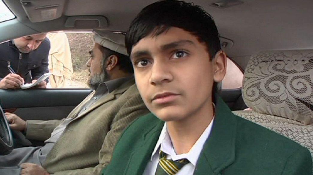 Rückkehr in den Alltag: Pakistanische Schule nach Angriff wiedereröffnet