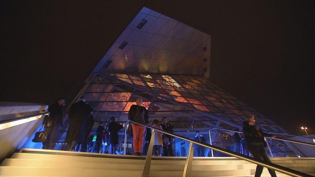 В Лионе открылся музея Конфлюянс