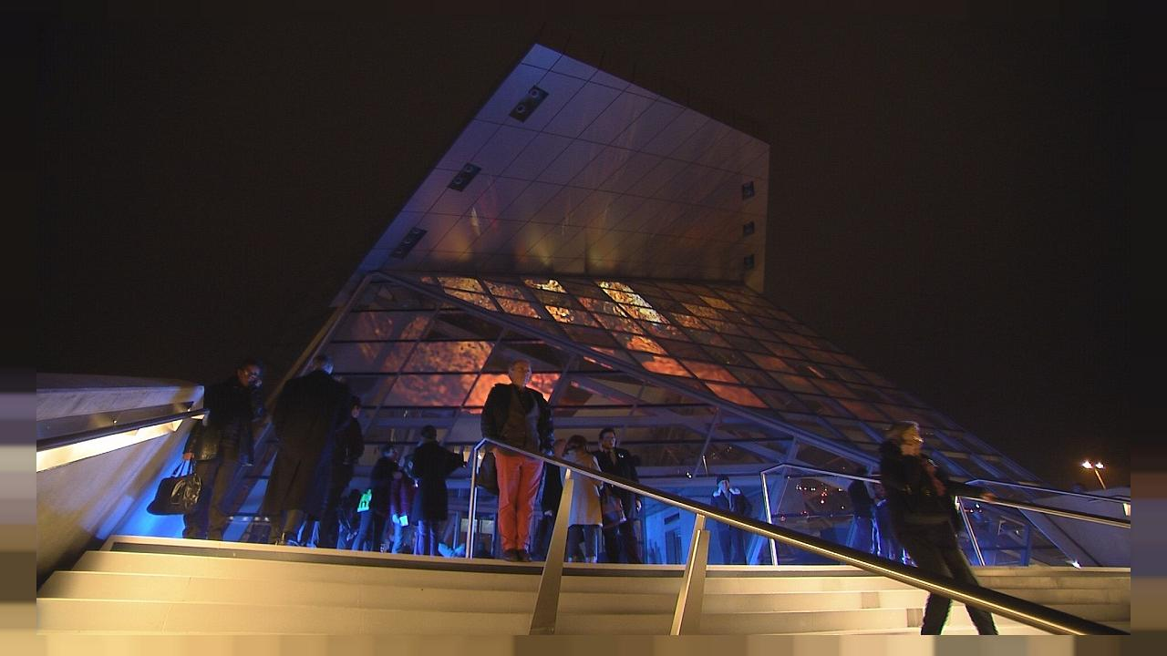 Confluence Müzesi nehir ve kültürlerin buluştuğu yerde insanı anlatıyor
