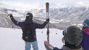 Contos de Inverno nos Alpes Japoneses