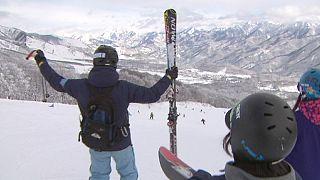Cuentos de invierno en los Alpes Japoneses