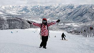 Traveller's diary: Winter in Japan