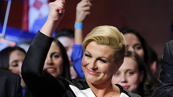 Grabar-Kitarovich: a mulher forte da Croácia
