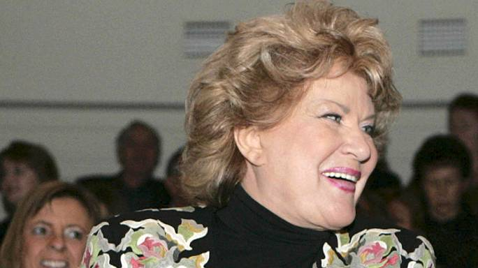 Russian opera legend Elena Obraztsova dies at 75