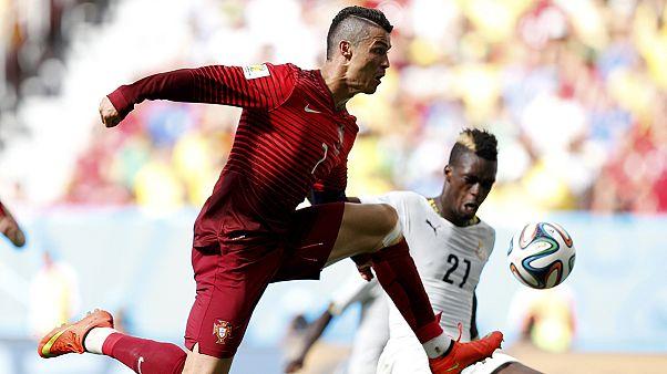 Cristiano Ronaldo, Bola de Ouro 2014