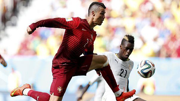 Cristiano Ronaldo Ballon d'Or pour la troisième fois