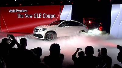 North American International Auto Show opens in Detroit
