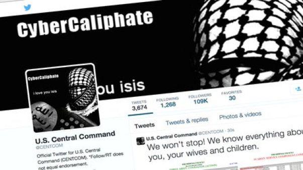 IŞİD sempatizanları ABD ordu komutanlığının twitter hesabını hackledi