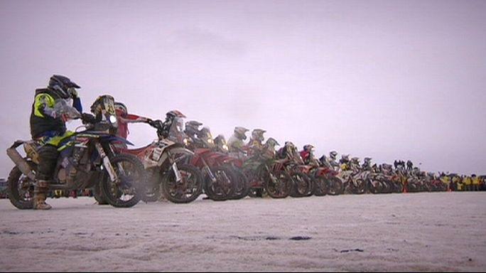 Dakar-rali - Élre állt a motoros címvédő