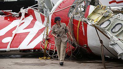 Recuperada la segunda caja negra del vuelo de AirAsia