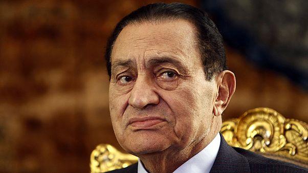 محكمة النقض المصرية تقبل إعادة محاكمة مبارك في ملف القصور الرئاسية