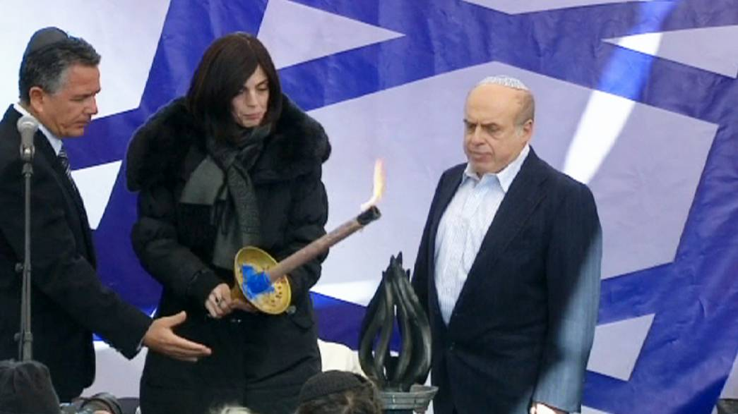دفن اليهود الفرنسيين القتلى الأربعة في القدس الغربية