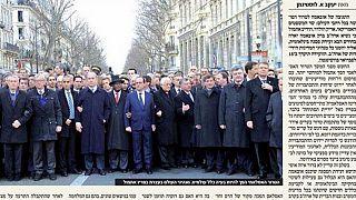 «Шарли Эбдо»: парижский марш... без Меркель?
