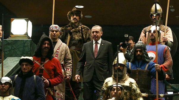 Erdoğan: Kudüs'ün korunması ortak bir vazifedir