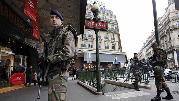 French anti-terror laws toughened 14 times since 1986