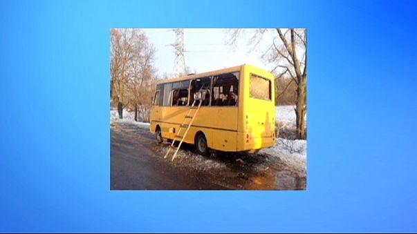 Tote bei Raketenangriff in der Ukraine