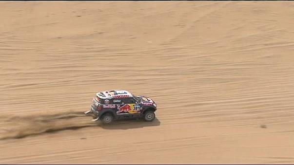 Dakar Rally: Rodrigues rides to Stage 9 victory as Al-Attiyah closes in on car title