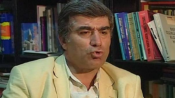 Turkey arrests two police officers over murder of Armenian journalist Hrant Dink