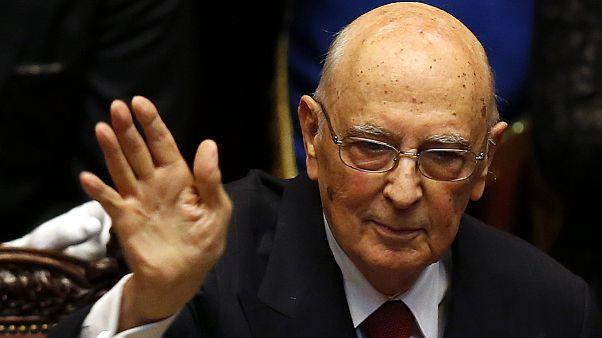 Ιταλία: Παραιτήθηκε ο Πρόεδρος Ναπολιτάνο – Πολιτική κρίση στη χώρα;