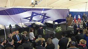 Vítimas do ataque a supermercado judaico sepultadas em Jerusalém