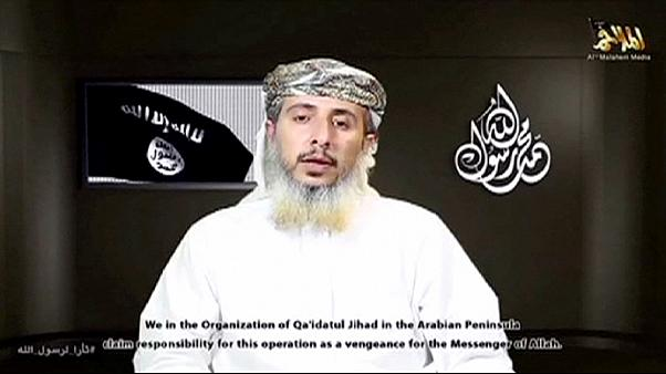 Al-Qaïda au Yémen : la vidéo qui revendique l'attentat à Charlie Hebdo