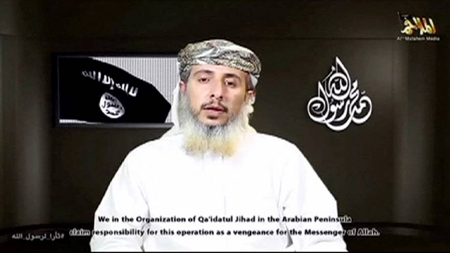 Al-Qaida no Iémen reivindicou atentado contra Charlie Hebdo