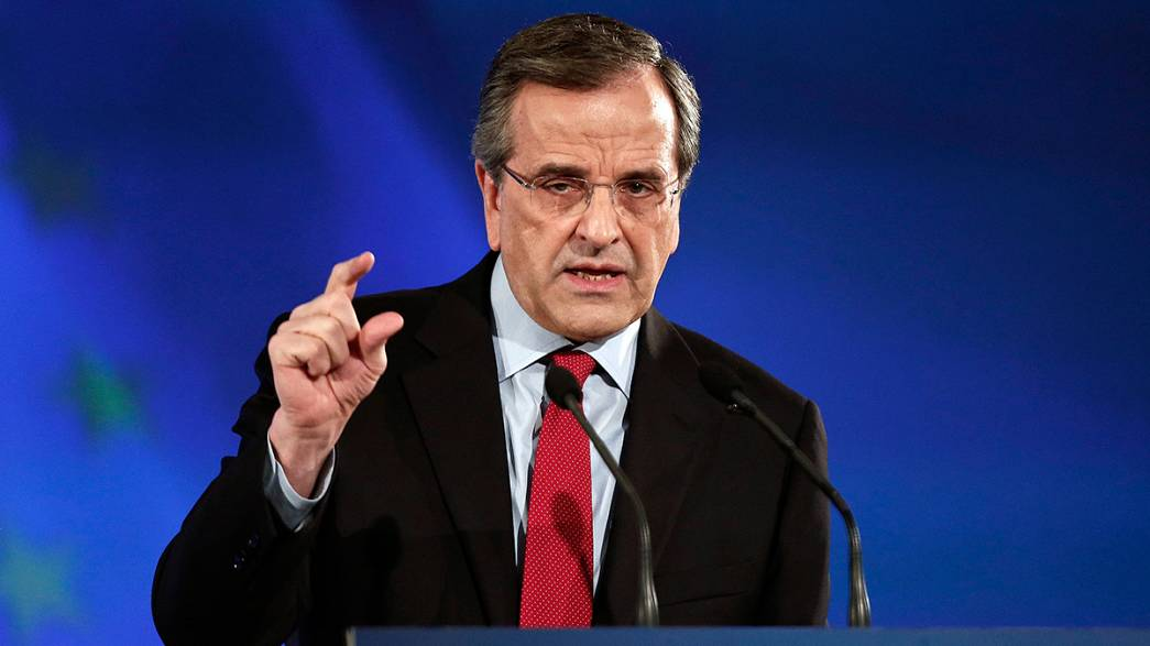 Samaras, a liberal conservative in pursuit of stability