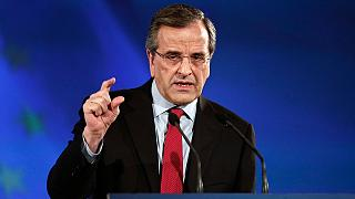 Antonis Samaras rate son objectif, législatives anticipées le 25 janvier