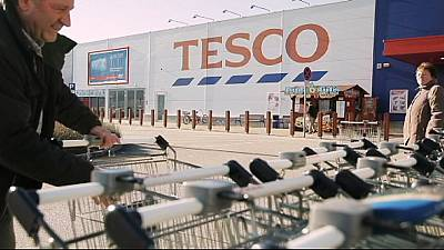Struggling Tesco announce supermarket closures in Hungary