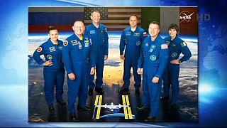 Американские астронавты переночуют в российском сегменте МКС