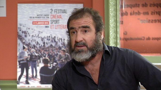 """Eric Cantona : """" ne pas mettre tout le monde dans le même sac """""""