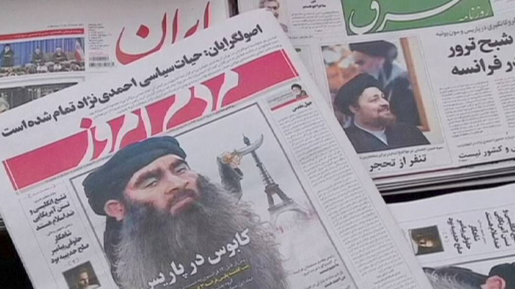 اعادة نشر الصور المسيئة للنبي تثير غضب المسلمين داخل وخارج فرنسا