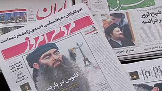 """Moslems reagieren meist kritisch auf neues """"Charlie-Hebdo""""-Titelbild"""
