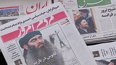 Charlie Hebdo: Muslim anger at defiant Mohammad front page