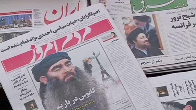 Новый номер журнала Charlie Hebdo - провокация или право на смех?