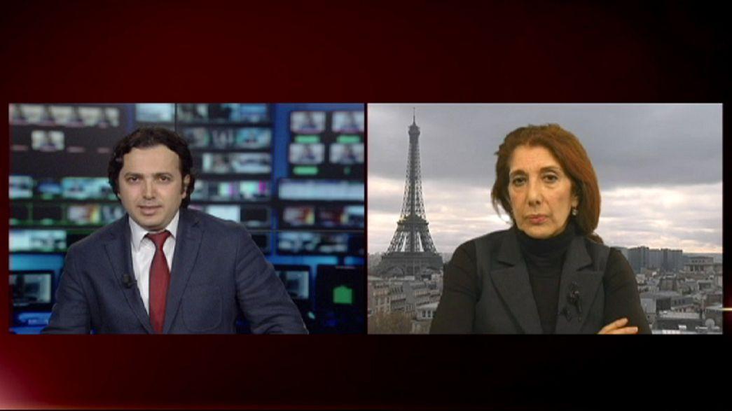 """Nilüfer Göle: Va a nacer """"una nueva civilización"""" tras los atentados en Francia"""