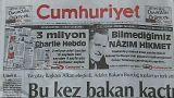 Τουρκία: Αντιδράσεις για τη δημοσίευση μέρους της Charlie Hebdo στην Τζουμχουριέτ