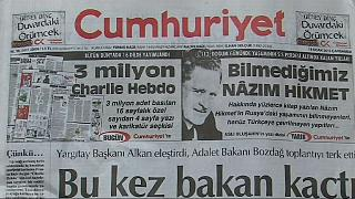Jornal turco distribuiu encarte do Charlie Hebdo