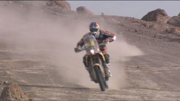 Dakar Rallisi: Motosiklette Coma, otomobilde Al-Attiyah lider