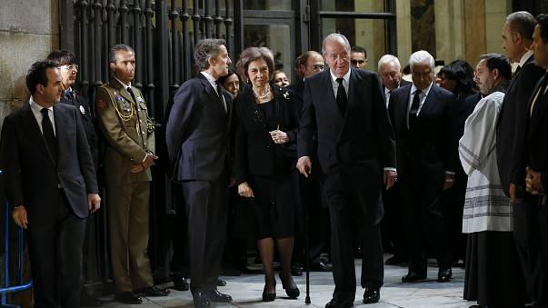 Former King of Spain, Juan Carlos faces paternity suit