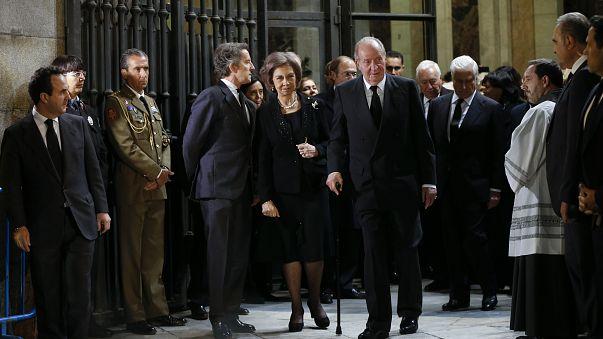 La justicia española admite a trámite una demanda de paternidad contra el rey Juan Carlos
