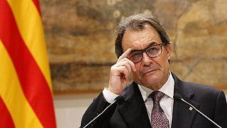 Artur Mas adelanta las elecciones catalanas al 27 de septiembre