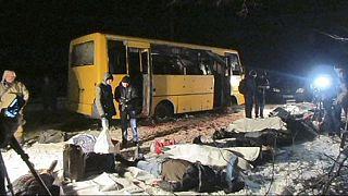 Украина: 15 января - день траура по погибшим в Донбассе
