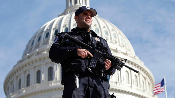 ABD'de Kongre'ye yönelik terör saldırısı önlendi